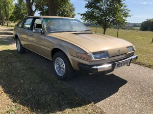 1980  Rover SD1 3500 Hatchback