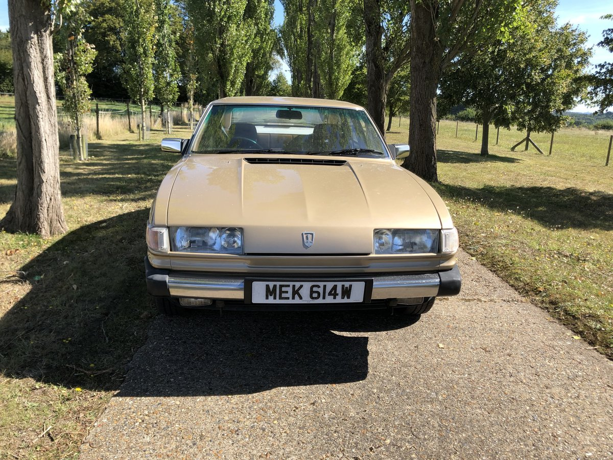 1980 Rover SD1 3500 Hatchback  For Sale (picture 2 of 6)