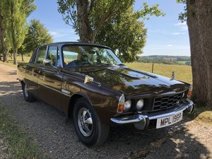 1976 Rover P6B 3500 S Saloon For Sale
