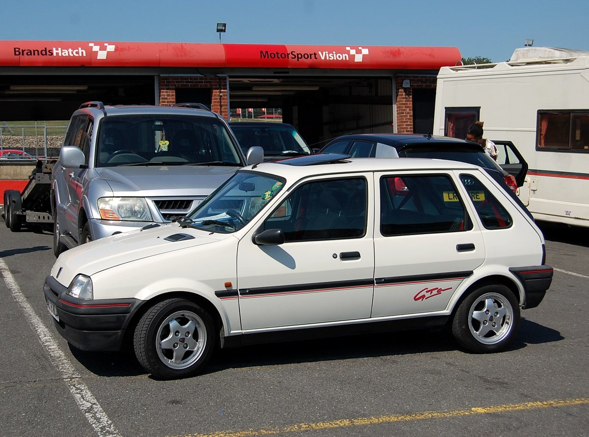 Mint Low Mileage 1994 Metro 1.4 GTa New MOT For Sale (picture 1 of 5)