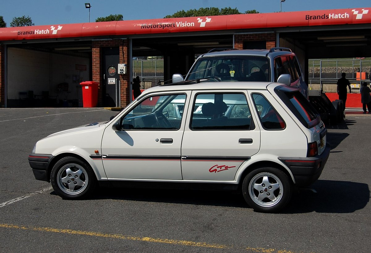 Mint Low Mileage 1994 Metro 1.4 GTa New MOT For Sale (picture 2 of 5)
