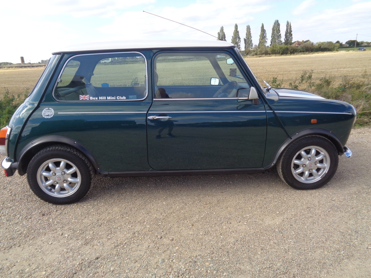 1997 Mini cooper 1275 - 49k 2 owners mint !! For Sale (picture 2 of 6)