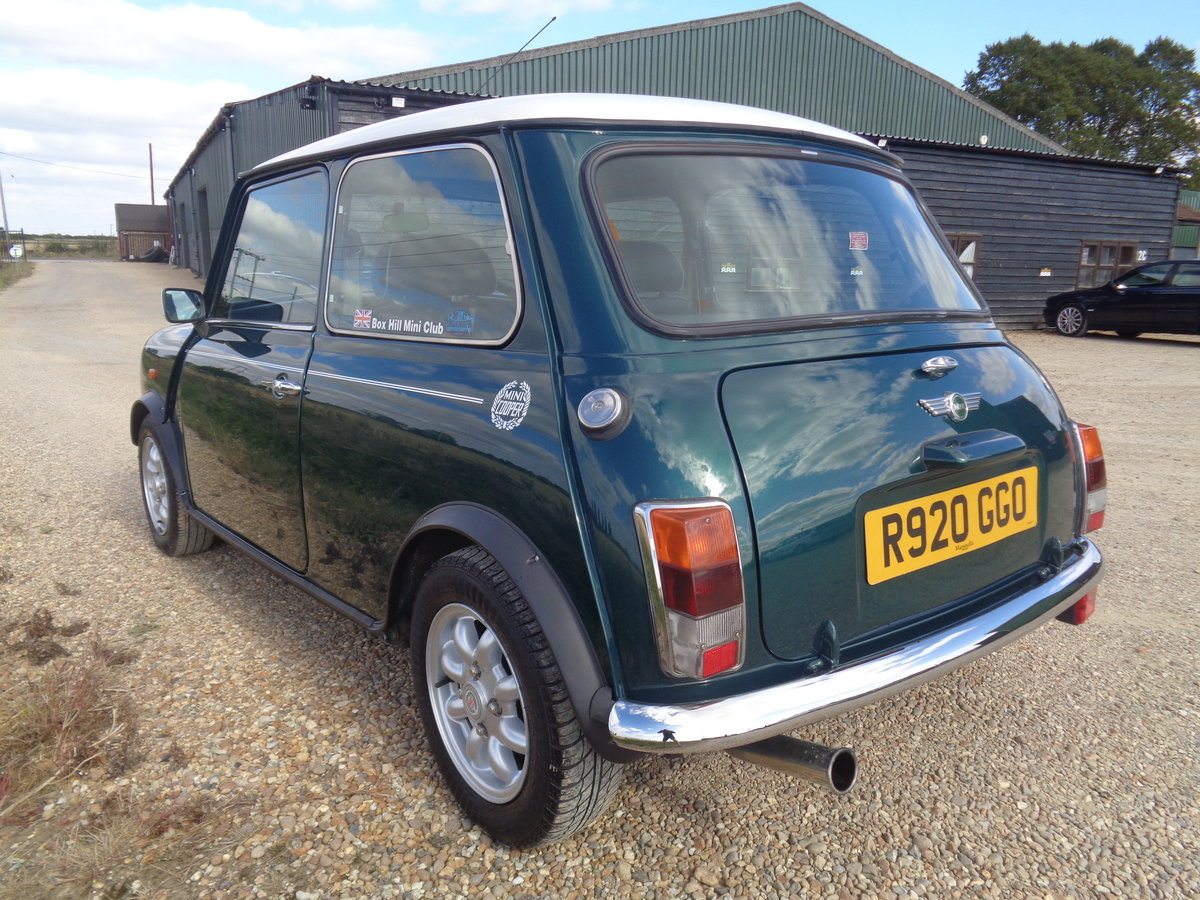 1997 Mini cooper 1275 - 49k 2 owners mint !! For Sale (picture 3 of 6)
