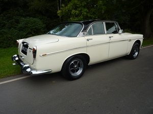 1970  Rover P5B Coupe - Stunning and Restored