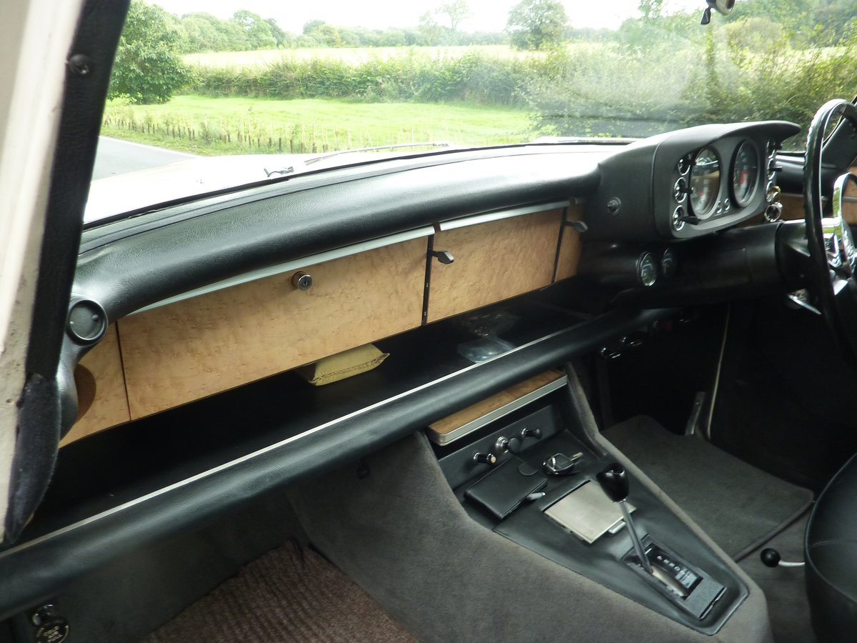 1970 Rover P5B Coupe - Stunning and Restored For Sale by Auction (picture 4 of 6)
