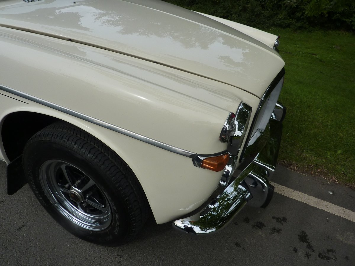 1970 Rover P5B Coupe - Stunning and Restored For Sale by Auction (picture 5 of 6)