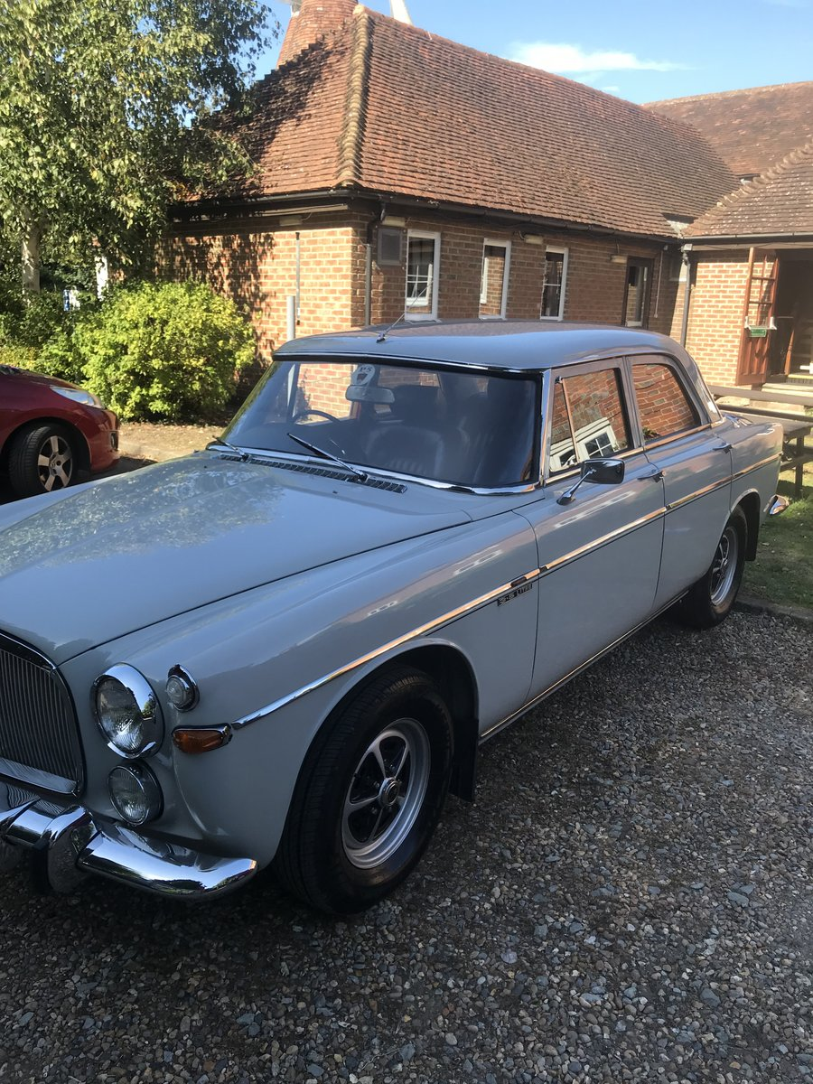 1970 ROVER P5B SALOON For Sale (picture 1 of 6)