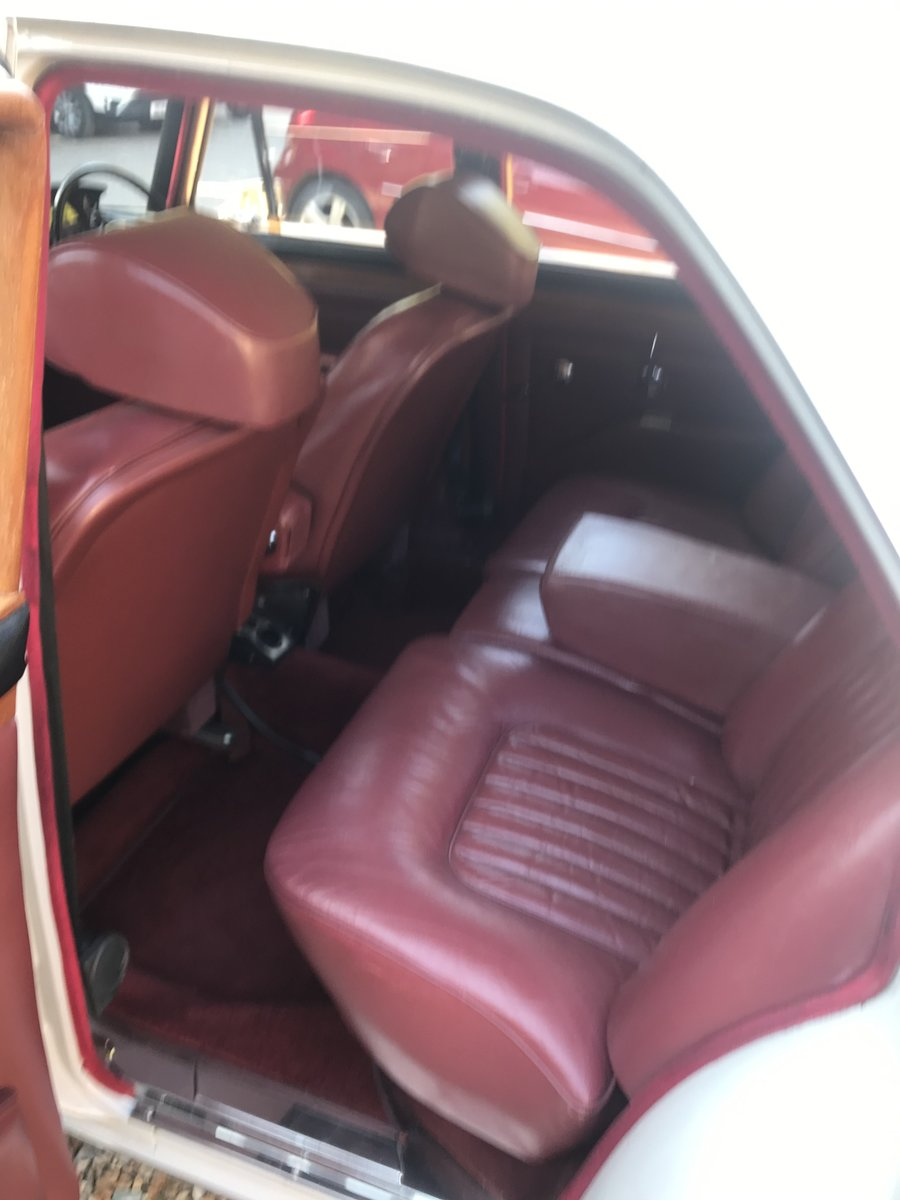 1970 ROVER P5B SALOON For Sale (picture 3 of 6)