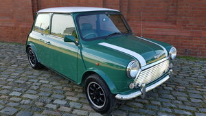 1996 ROVER MINI COOPER 35th ANNIVERSARY EDITION ONLY 45000 MILES
