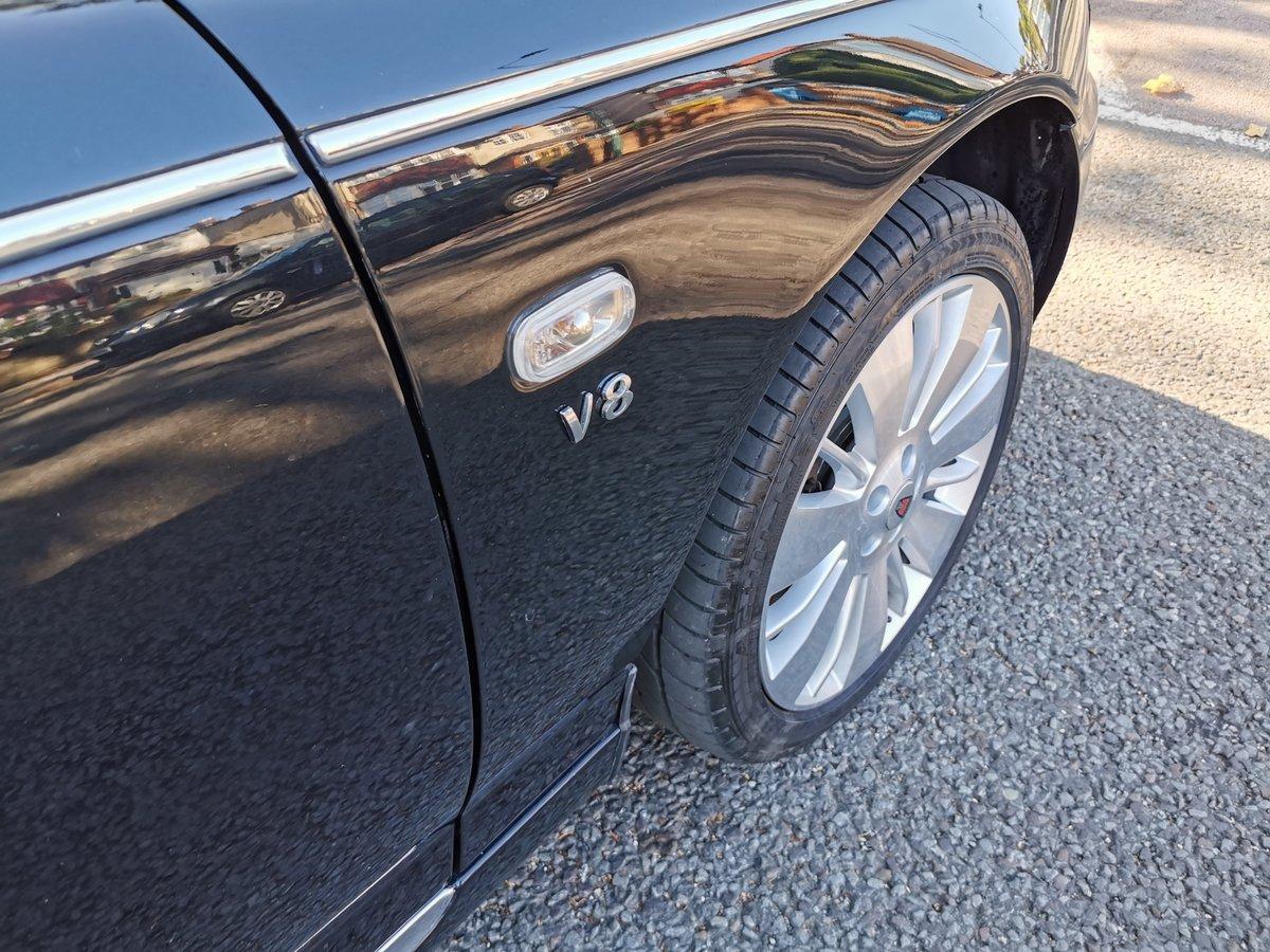 2005 Rover 75 V8 Connoisseur SE Auto SOLD (picture 2 of 6)