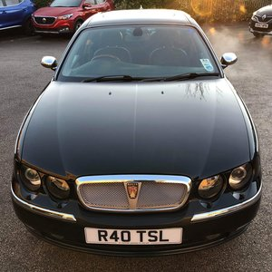 2002 Rover 75 superb spec, rare colour, diesel