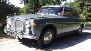 1959 ROVER P5 3 LITRE AUTO ~ RARE MK1 SURVIVOR ~ SMOKE GREY For Sale