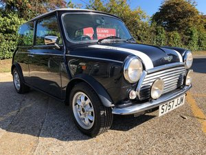 1998 Rover Mini Cooper 1275 MPi. Anthracite. 60k. FSH. For Sale