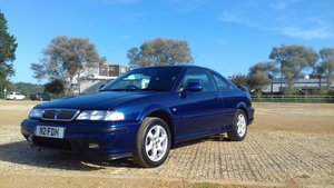 1995 Rover 200 220 turbo coupe FDH 55,000 miles