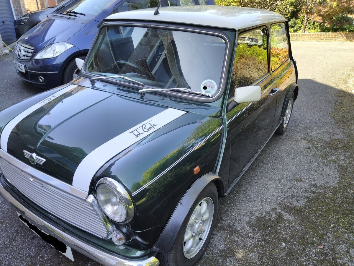 1999 Mini. Well travelled, well maintained For Sale (picture 2 of 6)