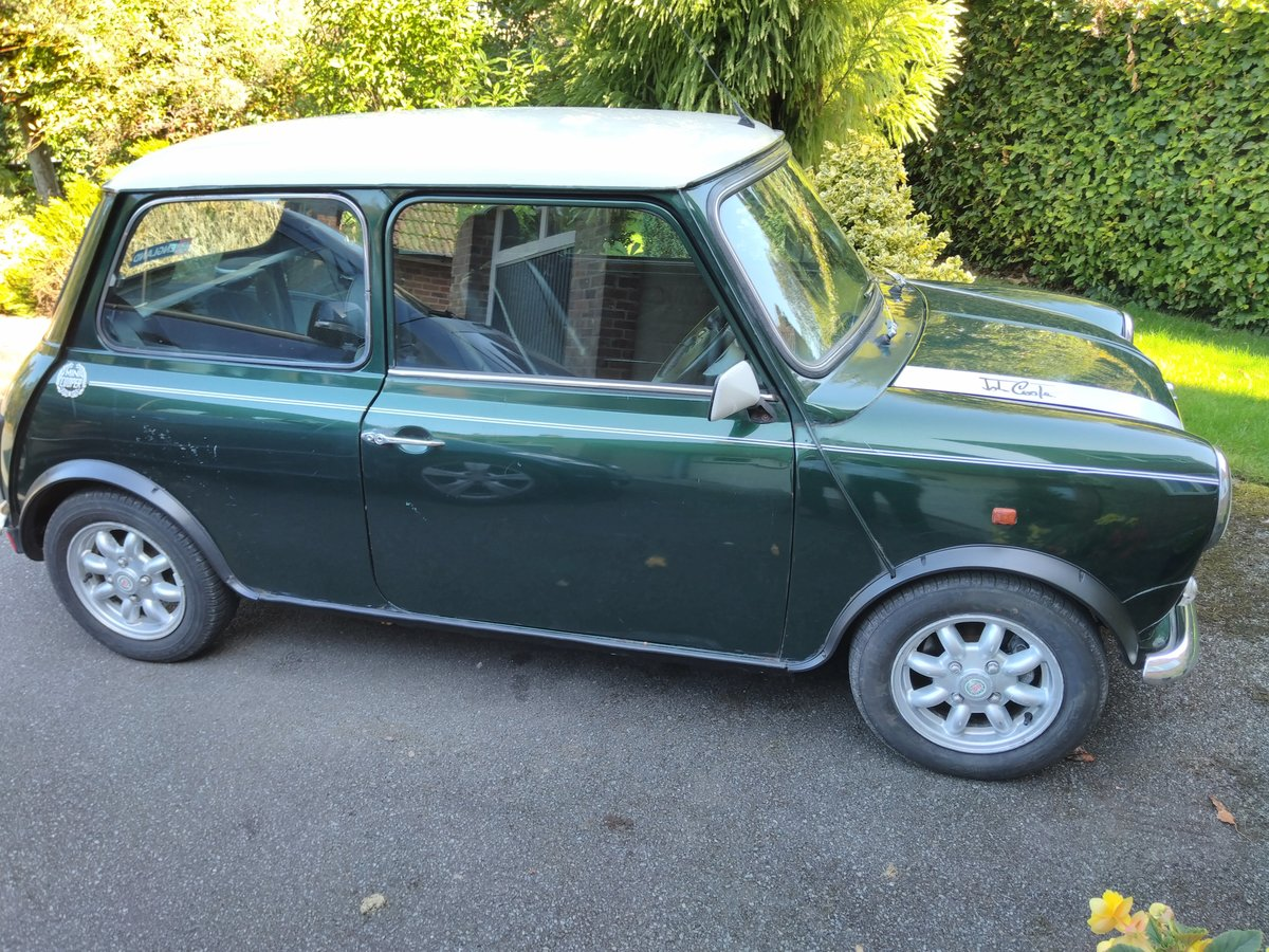 1999 Mini. Well travelled, well maintained For Sale (picture 3 of 6)