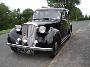 1948 Rover P3 Sports Saloon For Sale