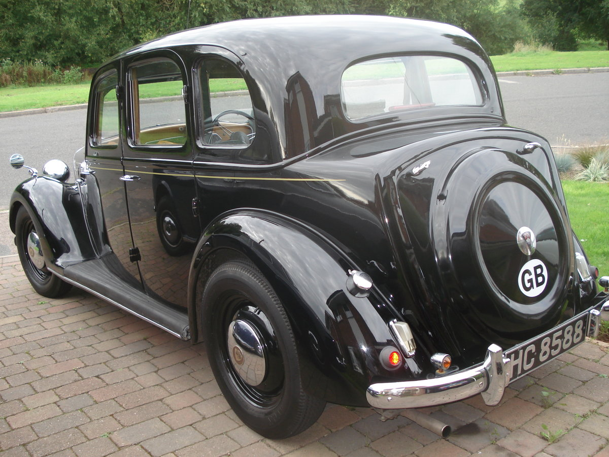 1948 Rover P3 Sports Saloon SOLD (picture 2 of 6)