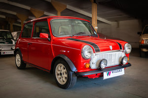 1992  Mini 'Italian Job' Special Edition