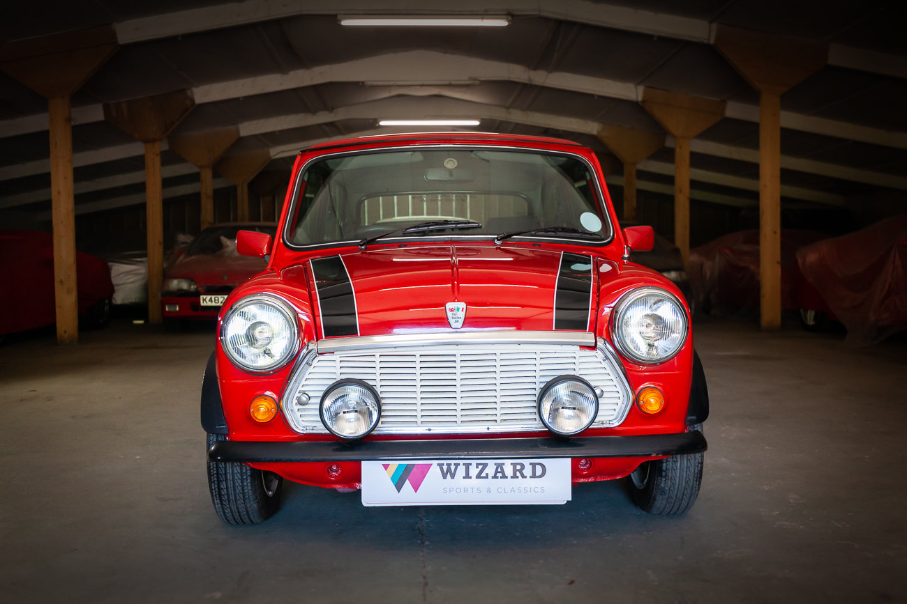 1992  Mini 'Italian Job' Special Edition For Sale (picture 2 of 11)