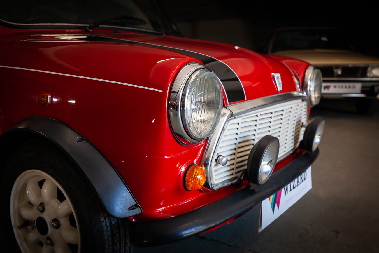1992  Mini 'Italian Job' Special Edition For Sale (picture 3 of 11)