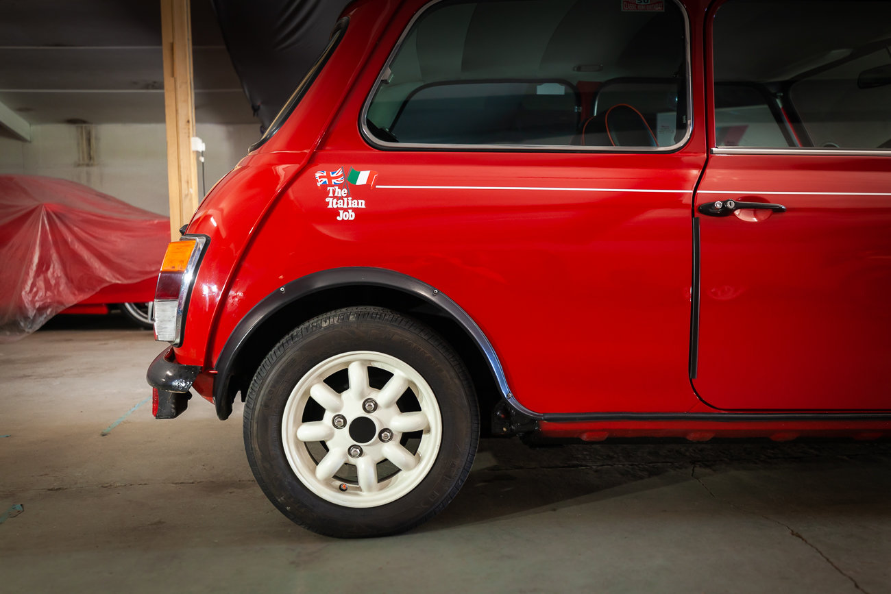 1992  Mini 'Italian Job' Special Edition For Sale (picture 4 of 11)