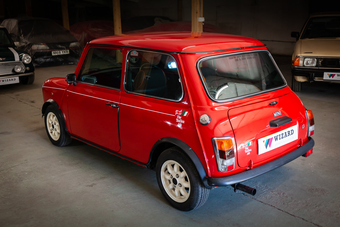 1992  Mini 'Italian Job' Special Edition For Sale (picture 6 of 11)