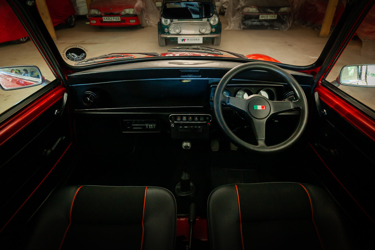 1992  Mini 'Italian Job' Special Edition For Sale (picture 9 of 11)