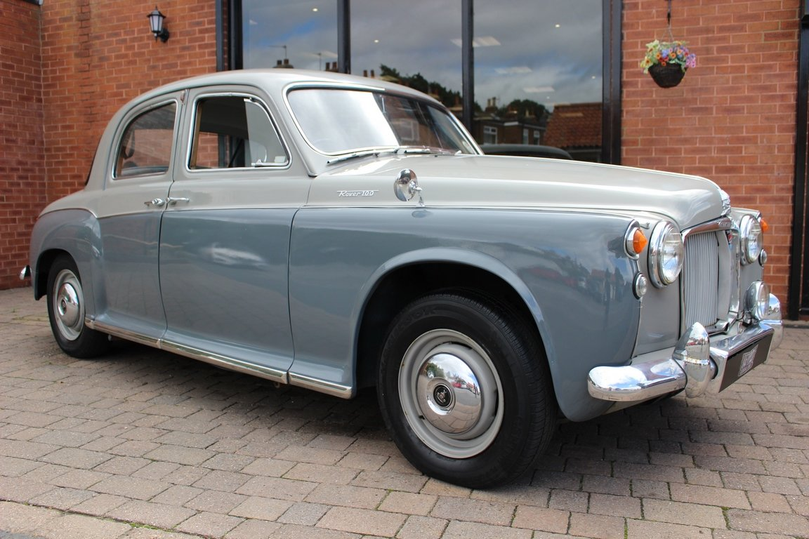 1960 Rover 100 | Documented History  For Sale (picture 1 of 6)