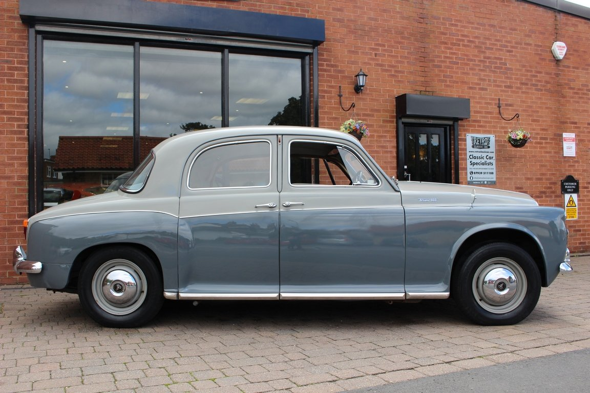 1960 Rover 100 | Documented History  For Sale (picture 2 of 6)