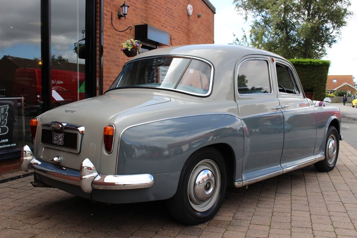 1960 Rover 100 | Documented History  For Sale (picture 3 of 6)