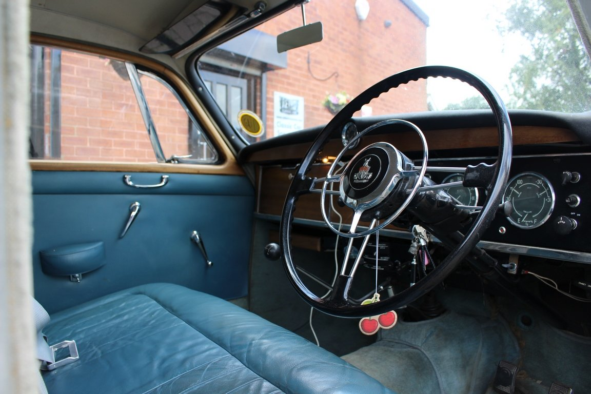 1960 Rover 100 | Documented History  For Sale (picture 6 of 6)
