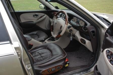 1999 Rover 75 Connoisseur SE PPD For Sale