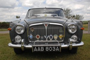 1963 Rover 3 litre P5 Coupe' For Sale