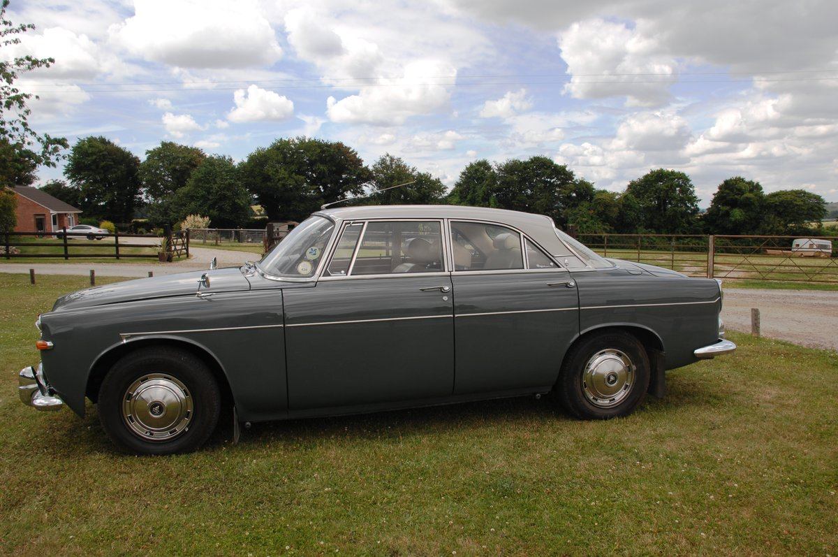 1963 Rover 3 litre P5 Coupe' For Sale (picture 2 of 6)