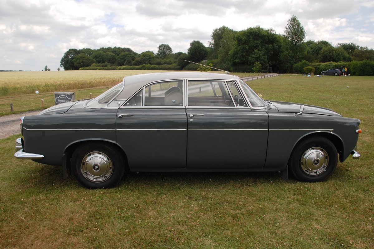 1963 Rover 3 litre P5 Coupe' For Sale (picture 3 of 6)