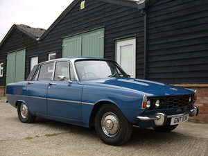 1974 ROVER P6 2200 SC SALOON - GREAT VALUE P/X !! SOLD