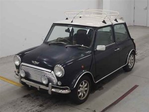 1998 ROVER MINI COOPER 1300 MANUAL VERY LOW MILEAGE For Sale