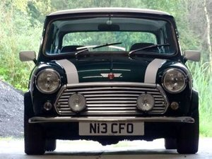 1995 Rover Mini Cooper 1.3 Si John Cooper Garages For Sale