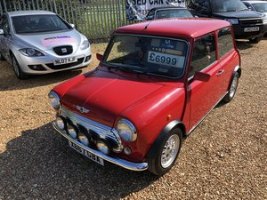 2000 Rover Mini 1.3 i Seven 2dr For Sale