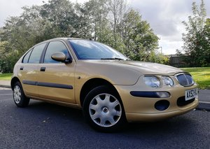 2003 ROVER 25 1.4 IL 5DR *ONLY 35K GENUINE* For Sale