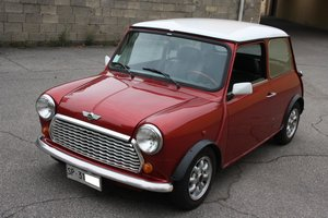 1992 MINI ROVER 1000 MAYFAIR