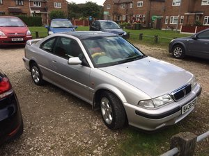 1998 Rover 218vvc coupe For Sale