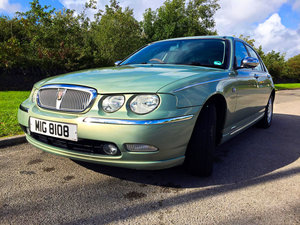 2001 Rover 75 Outstanding