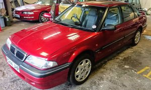1993 Rover 420 GSi Sport - long MOT For Sale