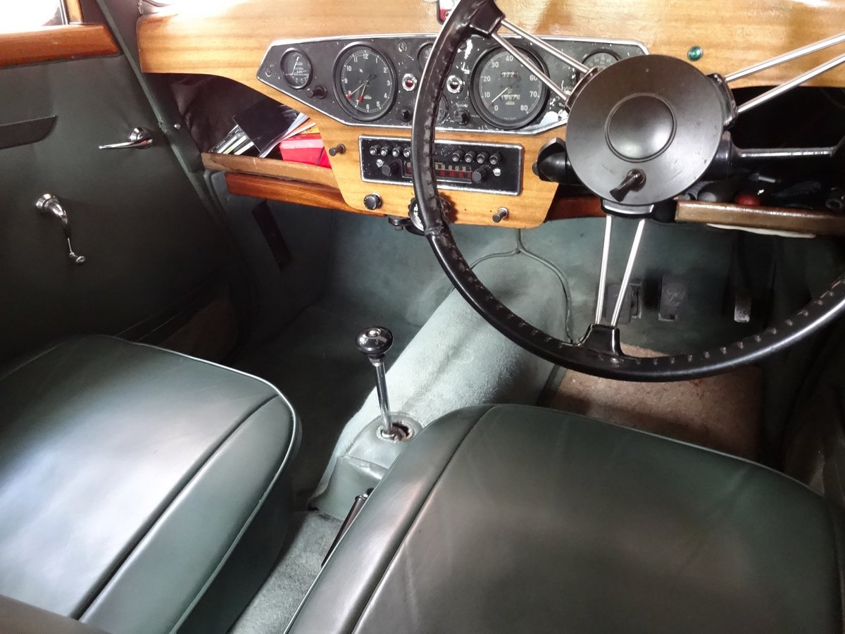 1948 Rover P3 Sports Saloon SOLD (picture 6 of 6)