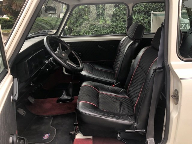 1993 Rover - Mini Cooper 1.3 cat. (XN) For Sale (picture 5 of 6)