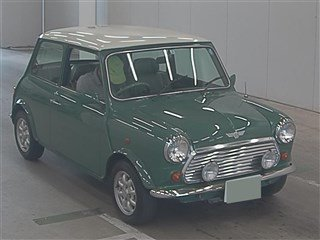 1996 ROVER MINI COOPER 35TH ANNIVERSARY EDITION AUTOMATIC * ONLY