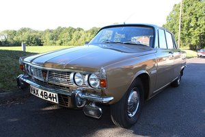 Rover P6 3500 1970 - To be auctioned 25-10-19
