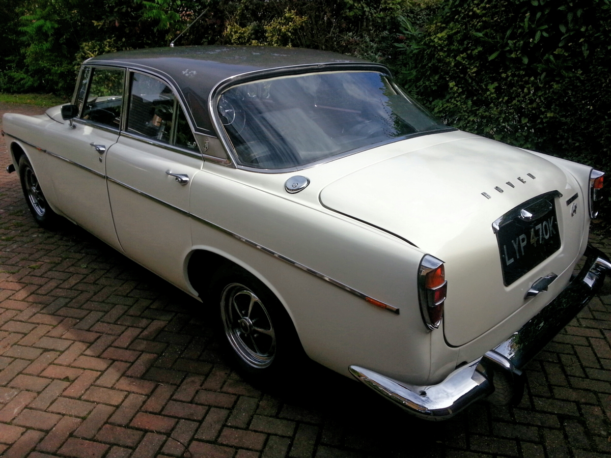 1972 Rover P5B Coupé - recently restored For Sale (picture 3 of 6)